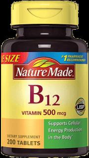 Vitamin B12 Supplement